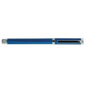 Sherpa Pen Case Blue/Silver Ballpoint