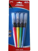 Brush Pens 4-pack, Painting and Artwork