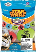 Star Wars Qualatex 30cm Quick Links Balloon Banner - Up to 3m