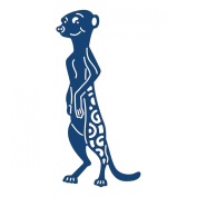 Tattered Lace Metal Die-Meerkat