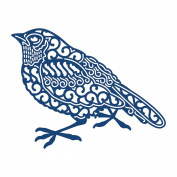 Tattered Lace Metal Die-Robin