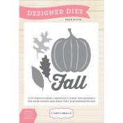 Carta Bella Paper Company Fall Harvest Die Set