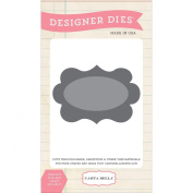 Designer Label # 6 Die Set