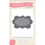 Designer Label # 6 Die Set