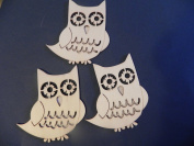 Simply Surfaces Wood Embellishments ~ Brand New!!!
