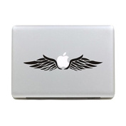 Echohc Victoria Feathers Wings-diy Personality Vinyl Decal Sticker for Apple Macbook Pro / Air 33cm Laptop Case Cover Cartoon Skin Sticker
