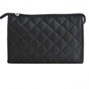 My Sky Women Zipper Closure Small Cosmetic Case Makeup Bag