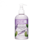 CND Creative Scentsations Hand & Body Lotion - Lavender & Jojoba - 250ml