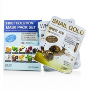 First Solution Mask Pack Collection (10 Types), 10x23g/0.76oz