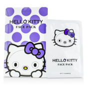 Hello Kitty Face Pack - Lavender, 2pcs