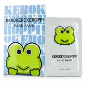 Kerokerokeroppi Face Pack - Pearl, 2pcs