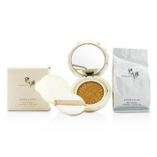 Red Ginseng Radiance Cushion BB SPF50+ With Extra Refill - # 21 (Bright Beige), 2x18g/0.59oz
