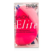 Salon Elite Professional Detangling Hair Brush - # Dolly Pink (For Wet & Dry Hair), 1pc