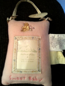 Classic Pooh DoorKnob Frame Picture Pillow Gift Baby shower Pink Girl Plush