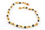 Healing Hazel 100% Balticamber Children Necklace, Multi Polished