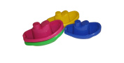 WinnersLane Baby Bath Toy Boat Set, 4 Piece