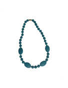 Fashionable Silicone Teething Necklace for Mom to Wear with Teething Baby - Sp186 Jasmine