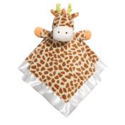 Baby Dumpling Little Fair Plush Snuggle Blankie, Giraffe
