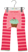 Pink Cupcake 6-12 Month Baby Leggings