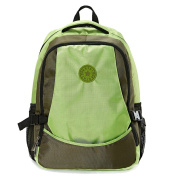 Skinly Light Nappy Nappy Backpack Size M Green