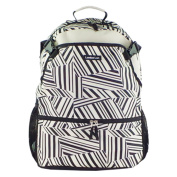 Landuo Outdoor Sports Backpack Bag Zebra Print Size L White