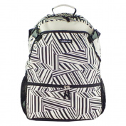 Landuo Outdoor Sports Backpack Bag Zebra Print Size L White