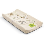 Summer Infant Ultra Plush Change Pad Cover, Safari