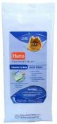 Hartz Groomer's for Dogs Quick Wipes with Vitamin E & Aloe 16 Heavy Duty Cloths 8X10
