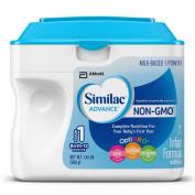 Similac Advance Non-GMO Infant Formula with Iron, Stage 1, 690ml Powder