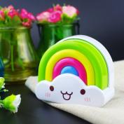 Zitrades Baby Night Light Rainbow Toddler Nightlight for Kids with Sensor