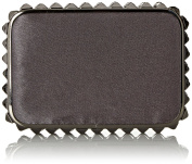 La Regale Metal Stud Clutch