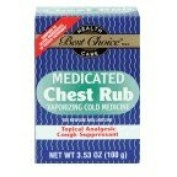 Best Choice Medicated Chest Rub 100ml