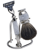 Pure Badger Shaving Brush Gift Set