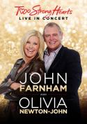John Farnham and Olivia Newton-John
