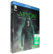 Arrow: Season 3 [Region B] [Blu-ray]