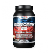 APS Nutrition IsoMorph, AAA-rated Pure/Highest Quality Whey Isolate Protein Supplement, Vanilla Ice Cream, 0.9kg
