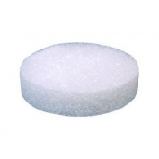 30cm - 10cm Styrofoam Disc Disc for Arts & Crafts Circles