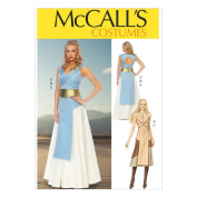 McCall Pattern Company M6941 Misses Tops Skirts and Belt, Size D5
