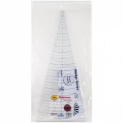 Quint Measuring Systems Circle Wedge-24 Degrees, 2.5cm Measuring with 46cm Long