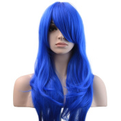 YOPO® 70cm High Quality High Temperature Synthetic Fibre Healthy Hair New Fashion Long Big Wavy Hair Heat Resistant Cosplay Wig