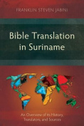 Bible Translation in Suriname