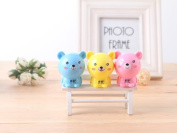 1x Cute Mini Little Bear Pencil Sharpener Temperamattita Studentsstationery