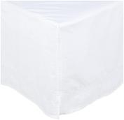 Pehr Designs Crib Skirt White
