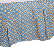 Cotton Tale Designs Crib Skirt, Gypsy Dust Ruffle