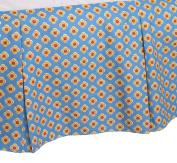 Cotton Tale Designs Crib Skirt, Gypsy Dust Ruffle