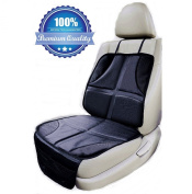 Car Seat Protector Waterproof - ISOFIX LATCH Compatible - Best Seller Now Available on Amazon - Protect Your Luxury Car Seats - No More Sticky, Stained or Muddy Seats - Summer Car Seat Protector - Satisfaction Guaranteed, Buy with Confidence - Best Qua ..