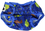 Imagine Baby Products Newborn Snap Nappy Cover, Rawr