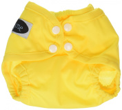 Imagine Baby Products Newborn Snap Nappy Cover, Marigold