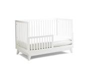 Ti Amo Toddler Guard Rail - Snow White [Crib Not Included]