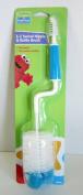Sesame Street Swivel Nipple and Bottle Brush